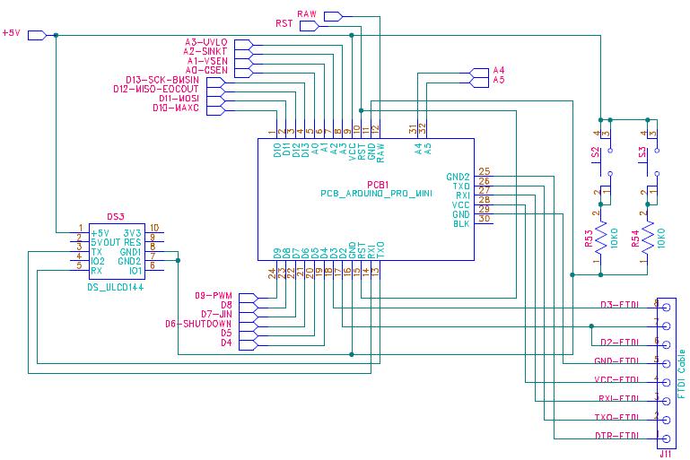documents EFS FREDDY EF. Electrical Schematic.